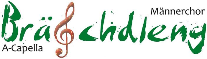 A-Capella Männerchor Bräschdleng süße Früchtchen Logo